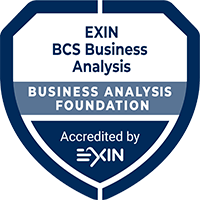 Accreditation Logo Own_BAF_EXIN_AccreditationBadge_ModuleFCinBusinessAnalyses_BCS_BA
