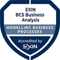 Accreditation Logo Own_MBPMC_EXIN_AccreditationBadge_ModuleModellingBusinessProcesses_BCS_BA